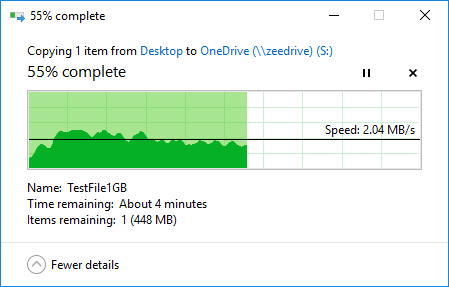 timeout copy office 386 onedrive