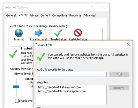 Open With Explorer Ssl Davwwwroot Is Not Accessible